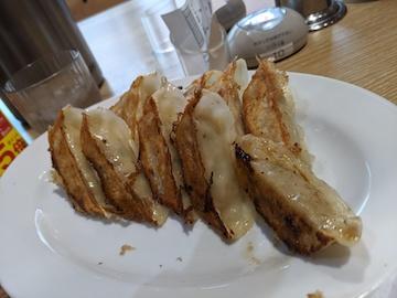 餃子定食W(2)
