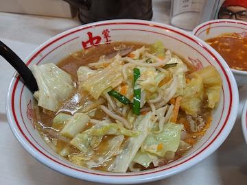 味噌タンメン(2)