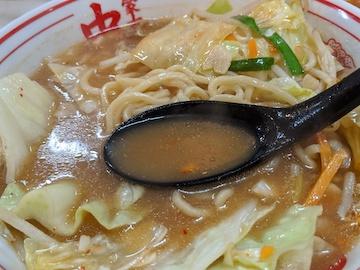 味噌タンメン(8)