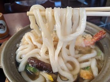 鍋焼きうどん(3)