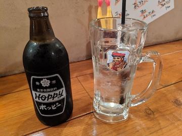 黒ホッピーセット(1)